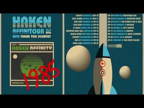 HAKEN - 1985 (Album Track)