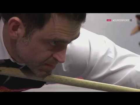 Ronnie O'Sullivan vs Marco Fu Dafabet...