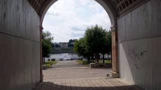 . Тверь. Речной вокзал и Нововолжский мост(, 2016-06-26T09:00:03.000Z)