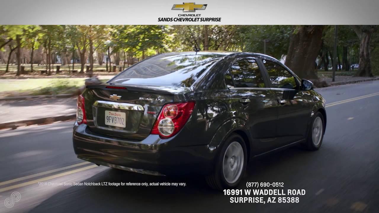 Sands Chevrolet Surprise July HLD