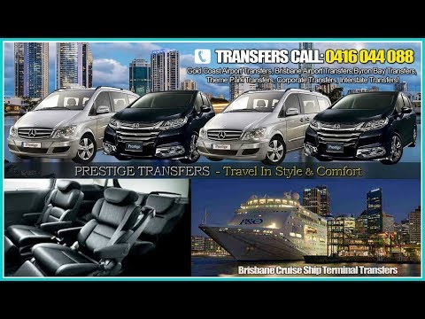 Brisbane Airport Transfers/Shuttle/Gold Coast/Coolangatta