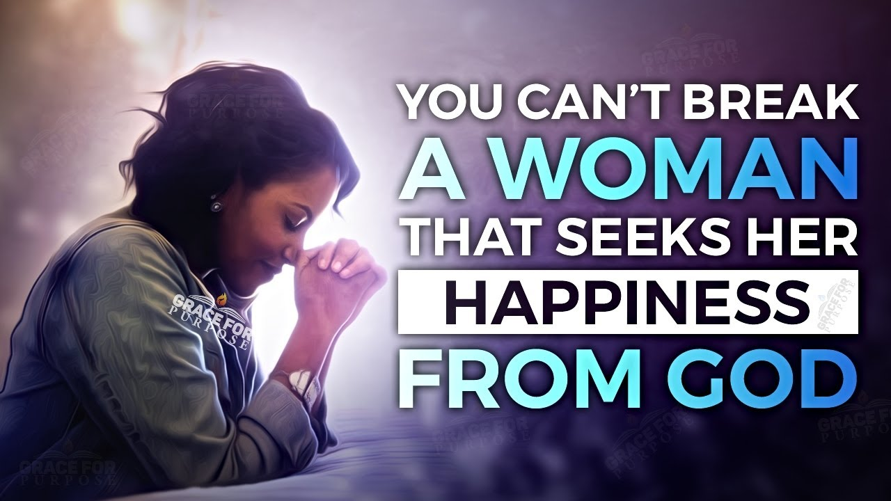 10 Minutes To Inspire EVERY WOMAN Of God!