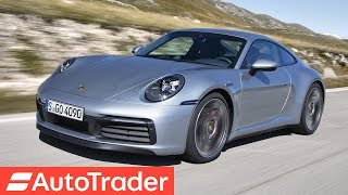 2019 Porsche 911 first drive review