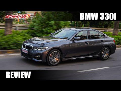 BMW 330i M Sport Review - What a Sedan!   MotorOctane