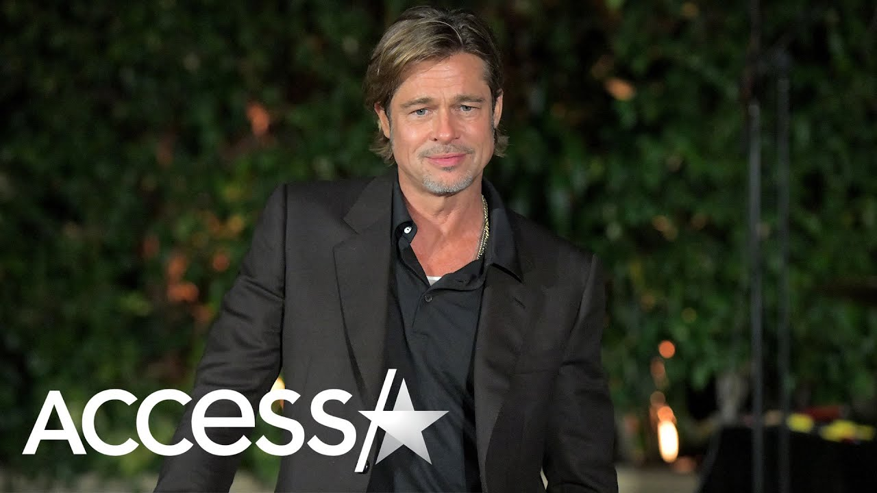 Brad Pitt Admits He Hasn't Cried In 20 Years But Is Now Much More 'Moved By My Kids'
