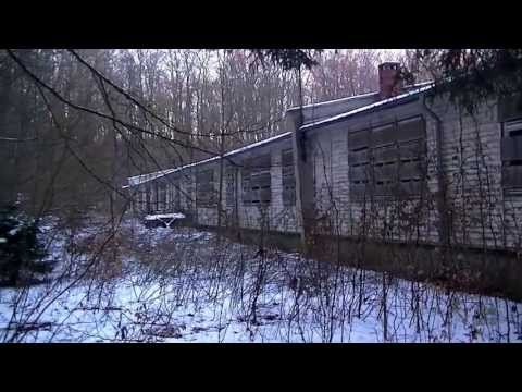 "SS Kommandostelle ""Birkenwald"" (Lost Places)"