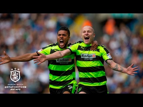 MOOY: enjoy two minutes of Aaron in action for Town!