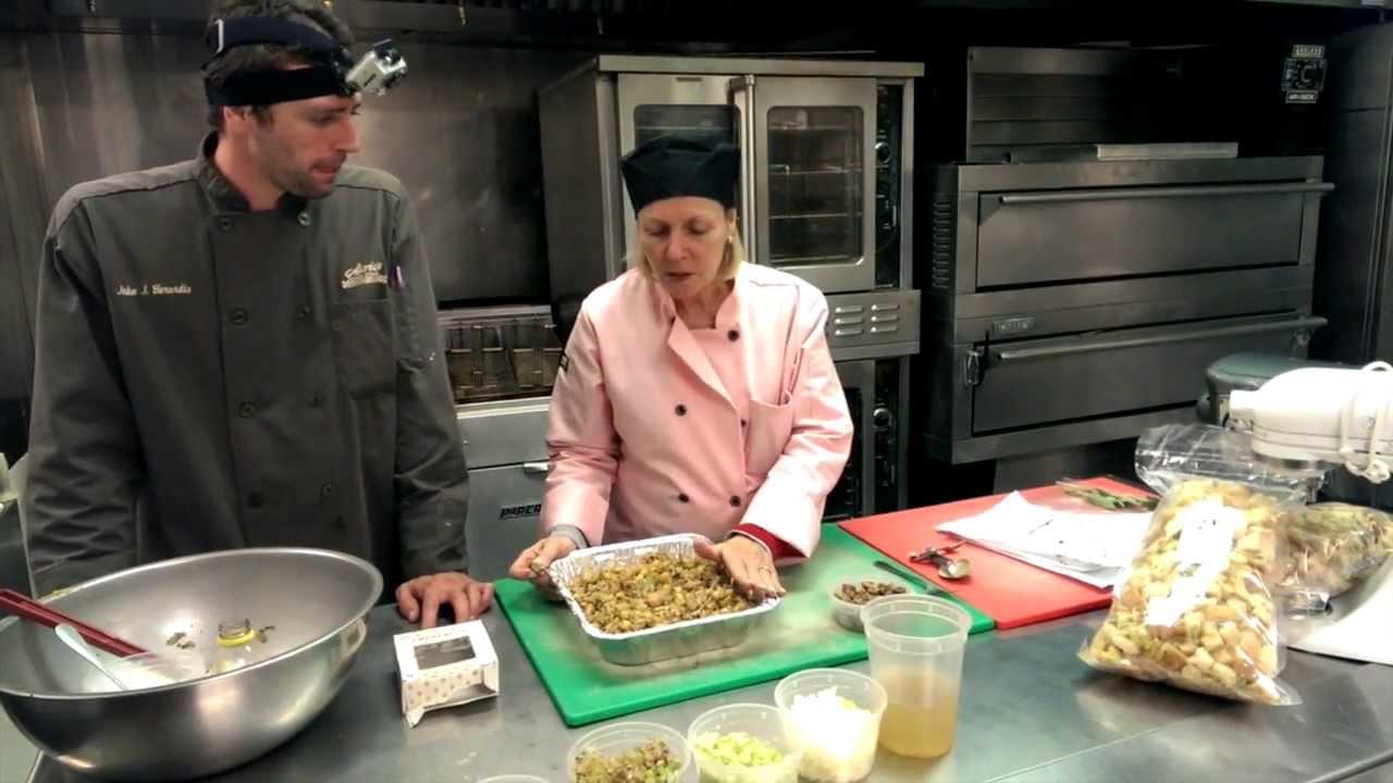 Marias Italian Kitchen  Homemade Thanksgiving Stuffing