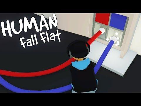 NOS ELECTROCUTAMOS | HUMAN FALL FLAT | MrLokazo86