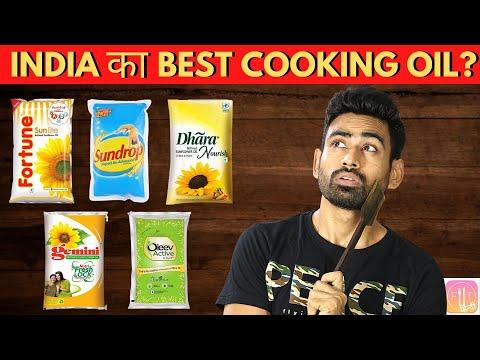 India का Best Cooking Oil कौन सा है? | Fit Tuber Hindi