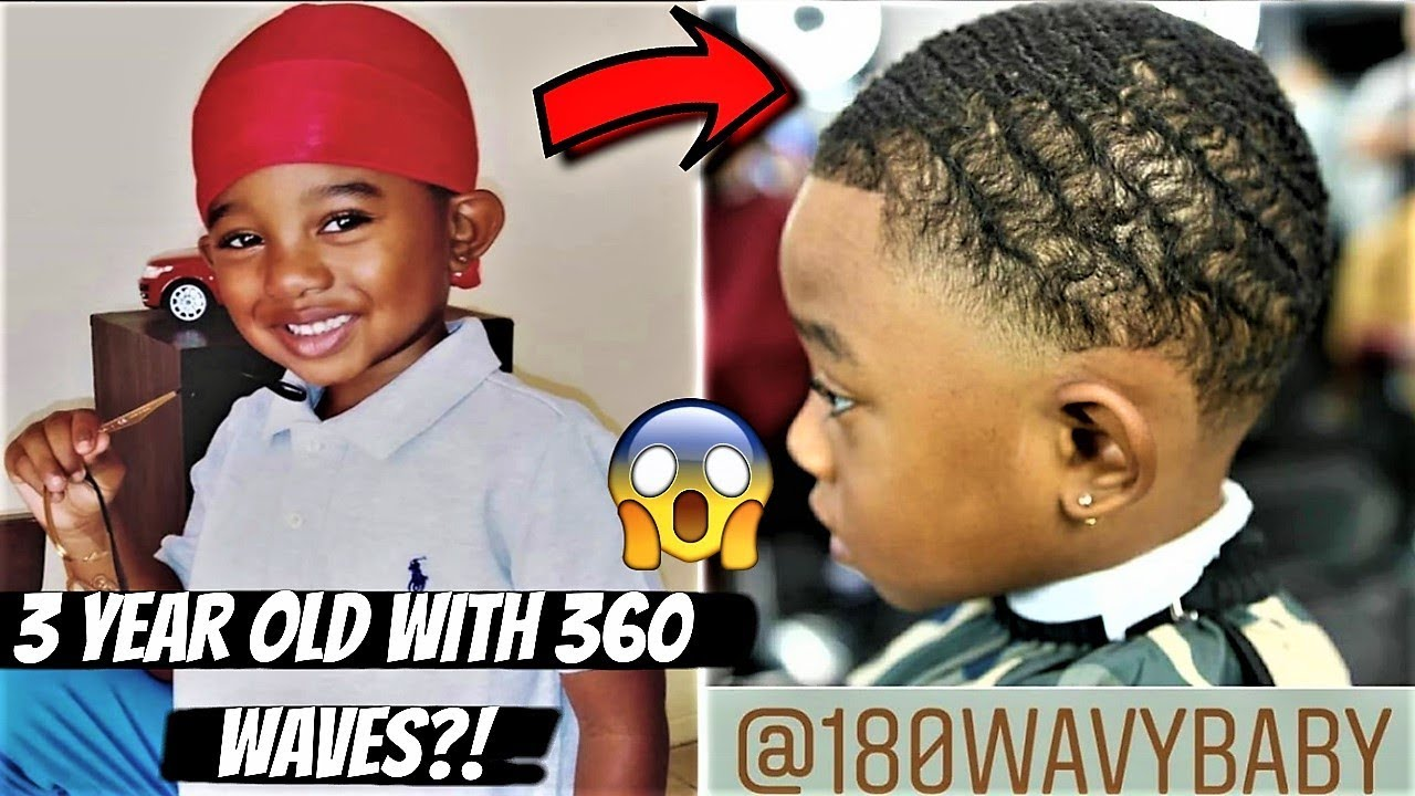 360 Waves Smh How I Feel About The 3 Year Old Elite Waver 180 Wavy