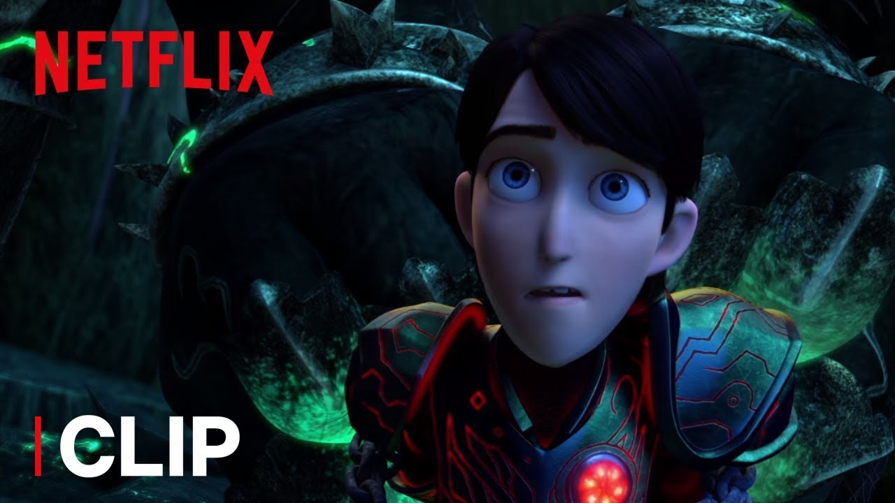 Trollhunters Part 2 | Exclusive Clip: You Look Like Blinky [HD] | Netflix