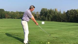 Easiest Golf Swing you could ever learn! Setup 4 Impact!