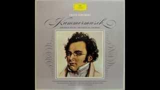 Schubert: Chamber Music (DG 8 LP Box Set) - LP 1 - Octet D. 803