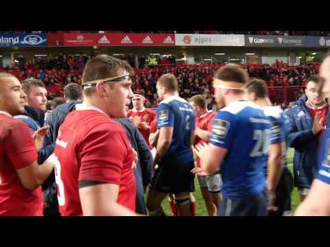 O'Mahony and Saili On Leinster Win