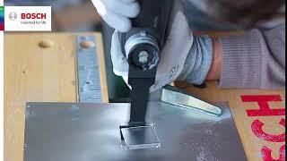 Bosch 魔切機用 Starlock MAX 超硬 碳化鎢金屬穿刺鋸片 MAIZ 32 AT