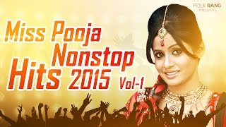 Brand New Punjabi Songs | Miss Pooja Nonstop Hits 2015 (VOL-1) Latest Punjabi Song