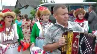 Свадьба луговых мари.