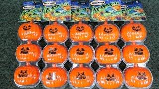 Matchbox Pumpkin Cars Surprise Eggs Unboxing Mystery Packs