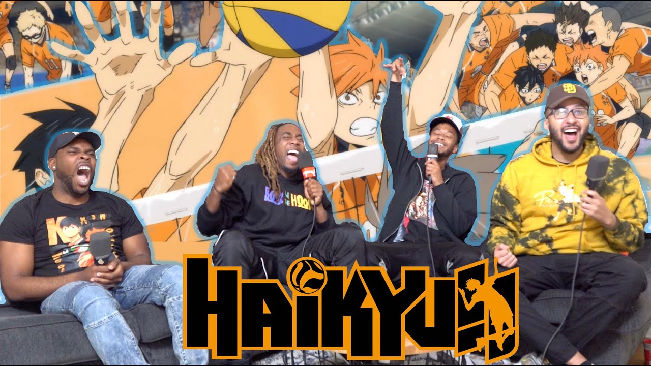 Download Finale! Haikyuu 4x24 & 4x25 REACTION/REVIEW