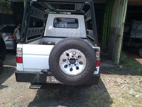 Daihatsu Taft Hiline Pickup Modifikasi