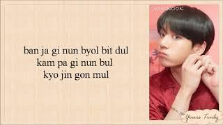Gambar cover BTS (방탄소년단) - Mikrokosmos (소우주) Easy Lyrics
