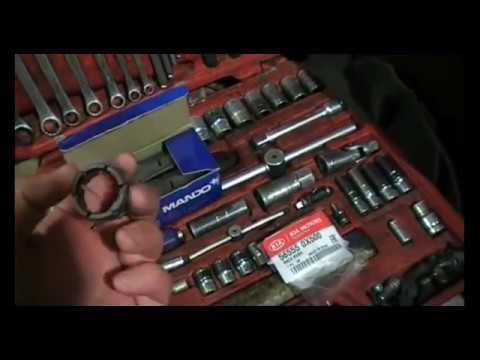 Ремонт рулевой рейки гетц видео