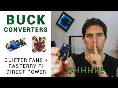 Buck Converters: Quieten Your 3D Printer & Directly Power Your Pi