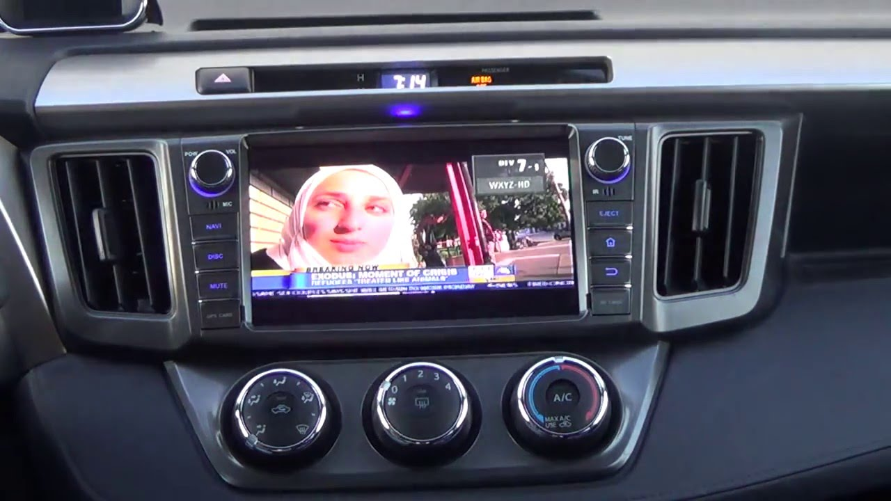 small resolution of 2015 toyota rav4 le replacing entune with an aftermarket head unit