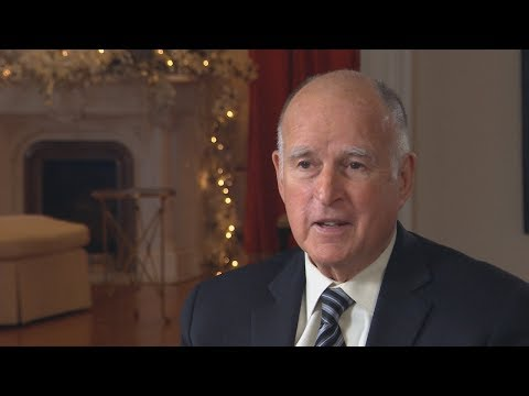WATCH: Gov. Jerry Brown, Paula Poundstone, Year in Review