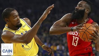 Kevin Durant and Steph Curry can't do what James Harden is doing - Tim Legler | Will Cain Show