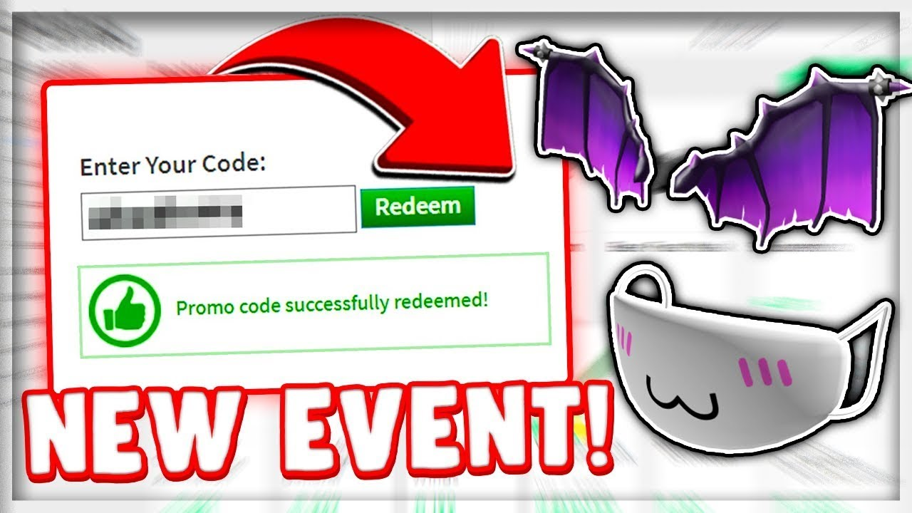 Free Roblox Promo Codes July 2018 Roblox Free Item Generator New Roblox Promo Code Gives Free Robux July 2020 Youtube