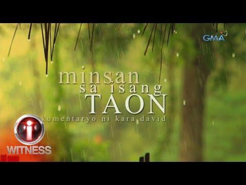 I-Witness: 'Minsan sa Isang Taon,' dokumentaryo ni Kara David (full episode)
