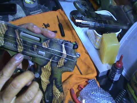 montagem da gamo p800 parte 1