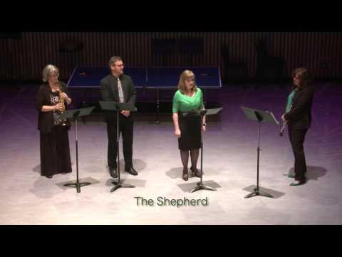 Vaughan Williams - Ten Blake Songs (Erato Ensemble)