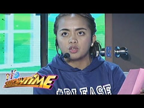 It's Showtime: Donna receives letters from Gemma's friends, Jessa and Jhonalyn
