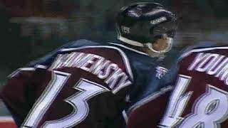 5753fff0a8c Valeri Kamenski scores one of the best goals in NHL history vs Panthers  (1996)