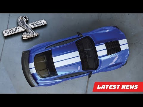 2020 Shelby GT500 Latest News **Yes, I'm Buying One.