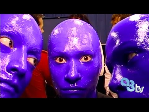 Blue Man Group  I Feel Love  Venus Hum  A3tv