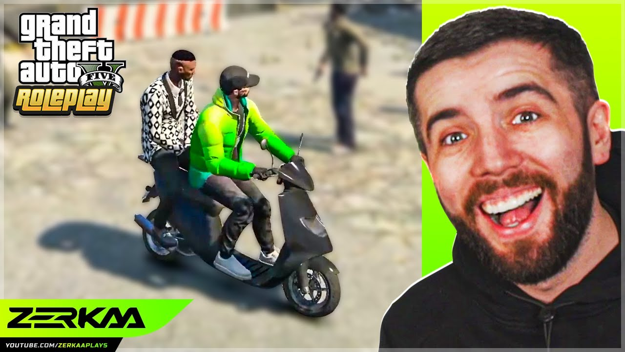The New MANDEM Vehicle In GTA 5 RP!