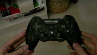 Modern Warfare 2 - Custom (MadCatz) Playstation 3 Controller Review