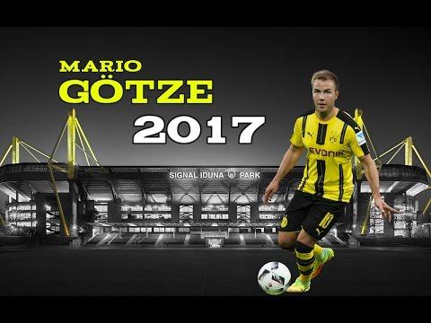 Mario Gotze - Skills And Goals 2017 | HD