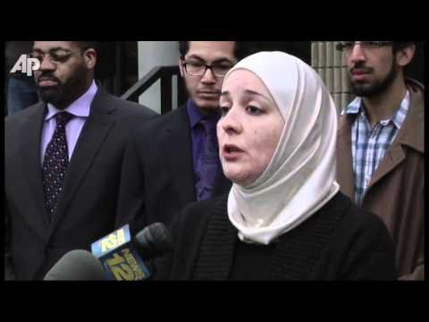 Muslims Speak Out Against NYPD Surveillance