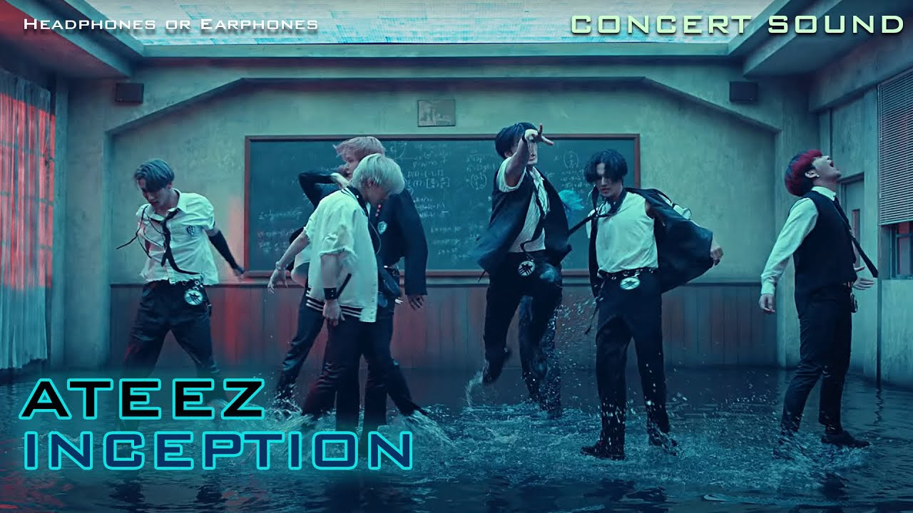 🔈[CONCERT SOUND] ATEEZ(에이티즈) - INCEPTION