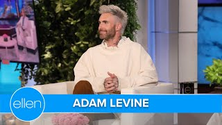 Adam Levine 'Doesn't Support' Blake & Gwen's Marriage