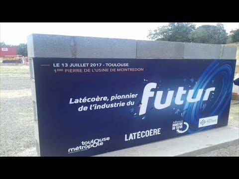 Toulouse : Latécoère construit son usine 4.0