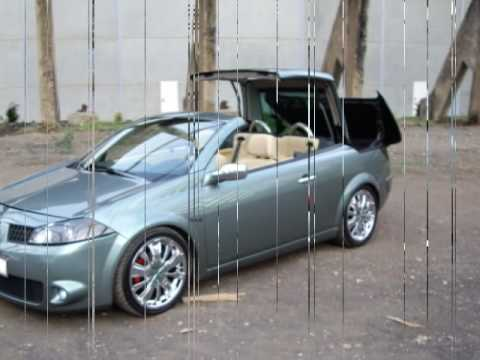 renault megane coupe cabrio by tony youtube. Black Bedroom Furniture Sets. Home Design Ideas