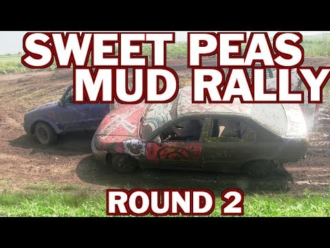Second Round Mud Rally Races At Sweet Peas Mud Bog Summer 2017