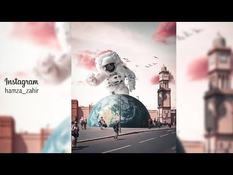 Casablanca - photoshop manipulation tutorial thumbnail