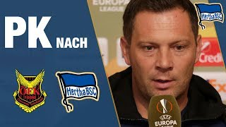 PK NACH ÖSTERSUNDS FK - DARDAI - Hertha BSC - Berlin - 2018 #hahohe